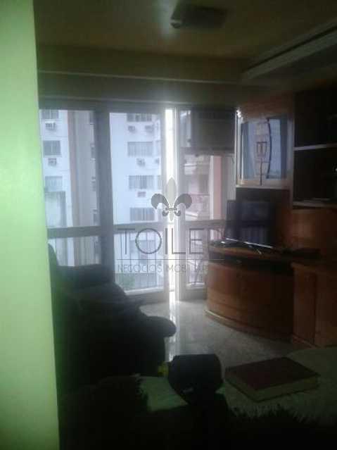 01 - Apartamento À Venda - Botafogo - Rio de Janeiro - RJ - BO-PM2001 - 1