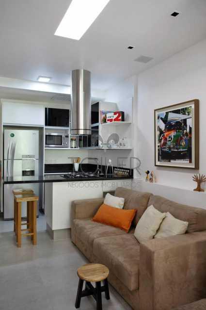 06 - Loft à venda Rua Timóteo da Costa,Leblon, Rio de Janeiro - R$ 650.000 - LB-TC1002 - 7