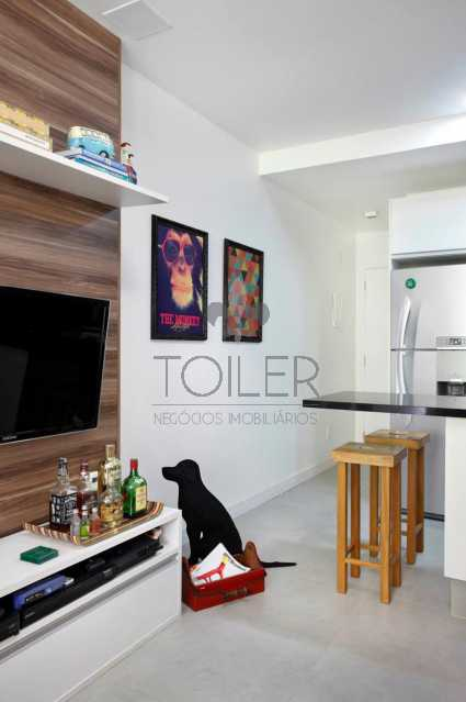 15 - Loft à venda Rua Timóteo da Costa,Leblon, Rio de Janeiro - R$ 650.000 - LB-TC1002 - 16