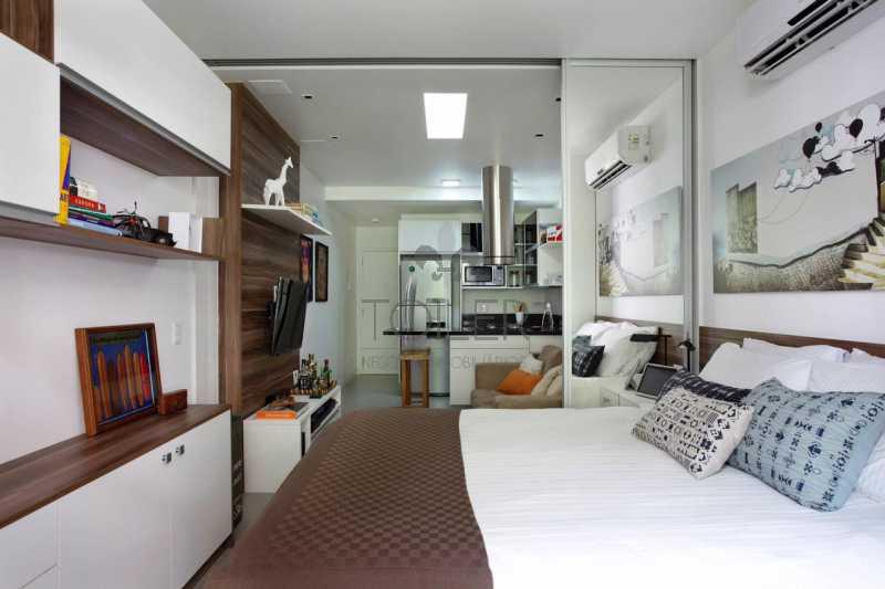 19 - Loft à venda Rua Timóteo da Costa,Leblon, Rio de Janeiro - R$ 650.000 - LB-TC1002 - 20