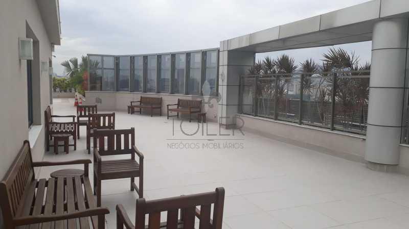 01 - Sala Comercial 25m² para alugar Rua Francisco Eugênio,São Cristóvão, Rio de Janeiro - R$ 600 - LSC-FEC001 - 1