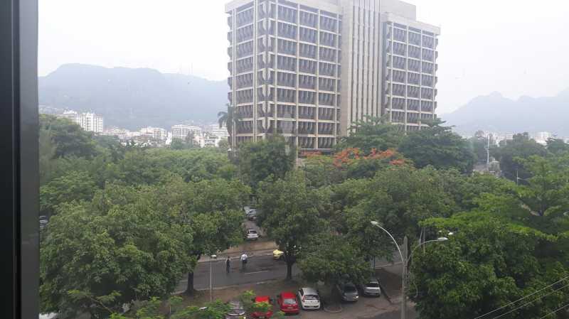 08 - Sala Comercial 25m² para alugar Rua Francisco Eugênio,São Cristóvão, Rio de Janeiro - R$ 600 - LSC-FEC001 - 9