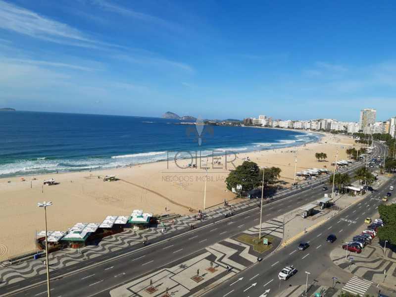 01 - Apartamento à venda Avenida Atlântica,Copacabana, Rio de Janeiro - R$ 3.200.000 - CO-AA3046 - 1