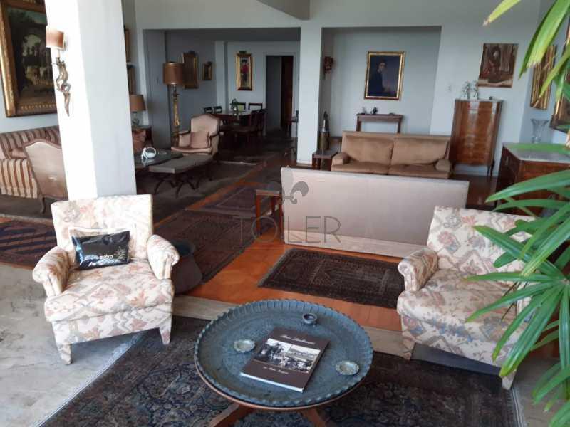 02 - Apartamento à venda Avenida Atlântica,Copacabana, Rio de Janeiro - R$ 3.200.000 - CO-AA3046 - 3