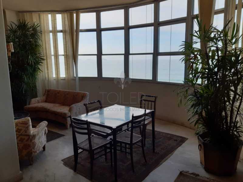 04 - Apartamento à venda Avenida Atlântica,Copacabana, Rio de Janeiro - R$ 3.200.000 - CO-AA3046 - 5