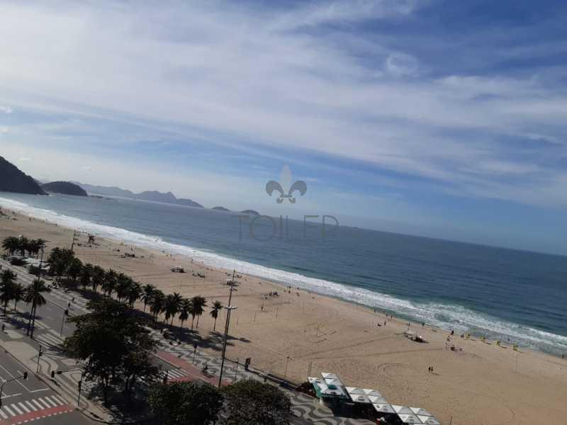 10 - Apartamento à venda Avenida Atlântica,Copacabana, Rio de Janeiro - R$ 3.200.000 - CO-AA3046 - 11