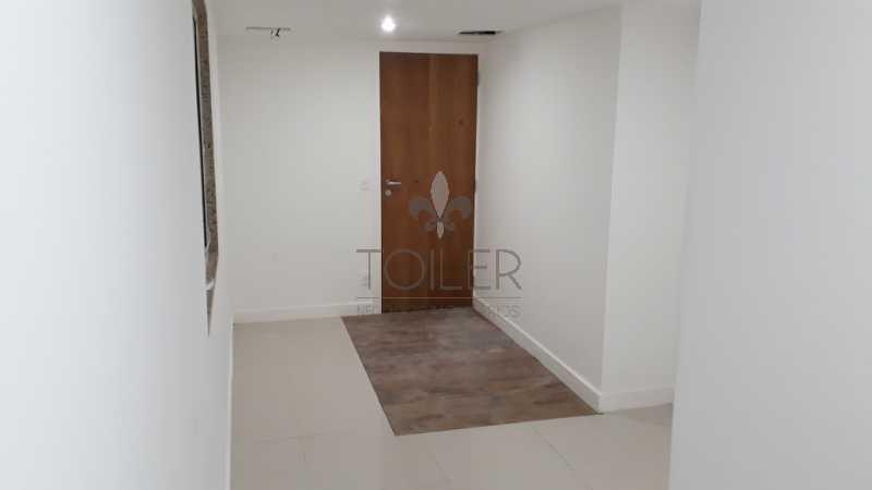 02 - Apartamento Para Alugar - Leblon - Rio de Janeiro - RJ - LLB-SM2002 - 3