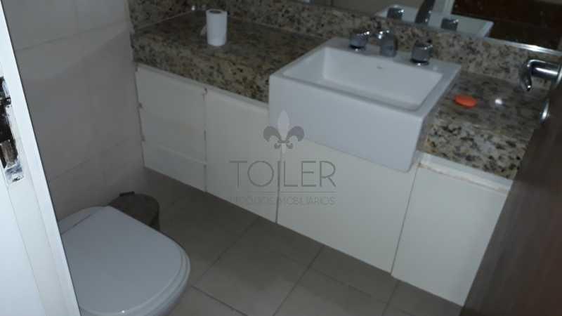 20 - Apartamento Para Alugar - Leblon - Rio de Janeiro - RJ - LLB-SM2002 - 21