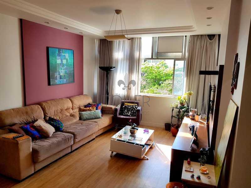02 Copy - Apartamento para alugar Avenida Visconde de Albuquerque,Leblon, Rio de Janeiro - R$ 6.000 - LLB-VA3001 - 3