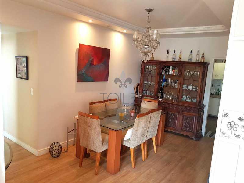 05 Copy - Apartamento para alugar Avenida Visconde de Albuquerque,Leblon, Rio de Janeiro - R$ 6.000 - LLB-VA3001 - 6