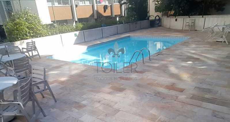 18 Copy - Apartamento para alugar Avenida Visconde de Albuquerque,Leblon, Rio de Janeiro - R$ 6.000 - LLB-VA3001 - 19