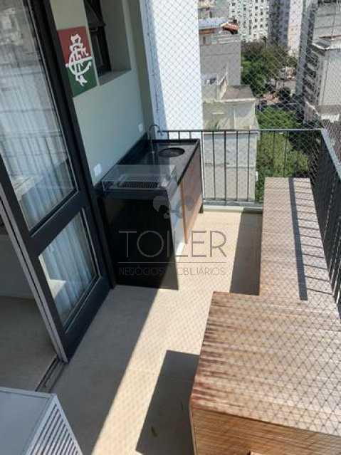 01 - Apartamento à venda Rua Capitão Salomão,Humaitá, Rio de Janeiro - R$ 830.000 - HU-CS2001 - 1
