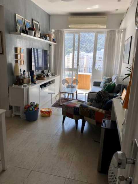 02 - Apartamento à venda Rua Capitão Salomão,Humaitá, Rio de Janeiro - R$ 830.000 - HU-CS2001 - 3