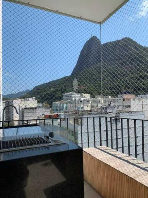 06 - Apartamento à venda Rua Capitão Salomão,Humaitá, Rio de Janeiro - R$ 830.000 - HU-CS2001 - 7