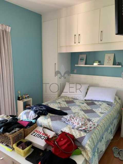 08 - Apartamento à venda Rua Capitão Salomão,Humaitá, Rio de Janeiro - R$ 830.000 - HU-CS2001 - 9