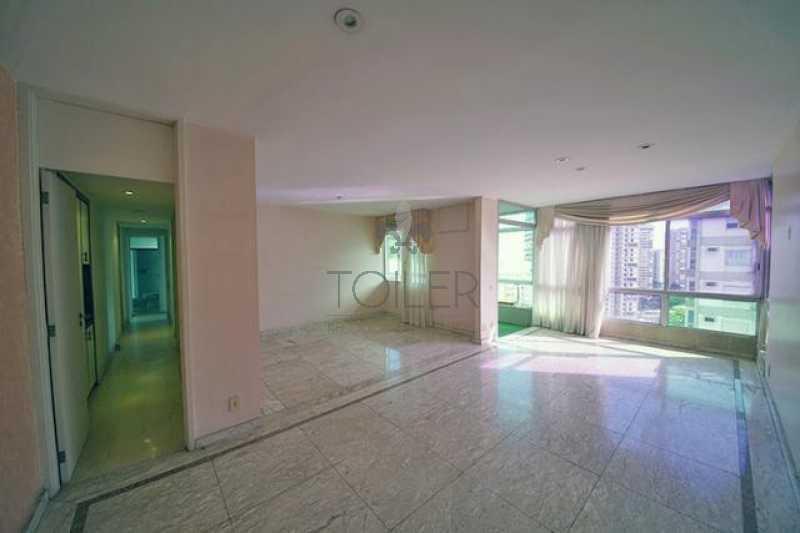 01 - Apartamento Rua General Olímpio Mourão Filho,São Conrado,Rio de Janeiro,RJ À Venda,3 Quartos,101m² - SC-GO3001 - 1