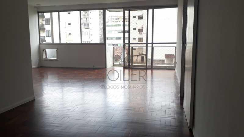 02 - Apartamento Avenida Visconde de Albuquerque,Leblon,Rio de Janeiro,RJ Para Venda e Aluguel,4 Quartos,150m² - LB-VA4010 - 3