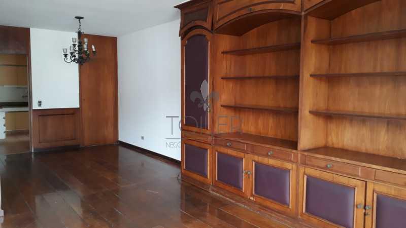 01 - Apartamento Avenida Visconde de Albuquerque,Leblon,Rio de Janeiro,RJ À Venda,3 Quartos,150m² - LB-VA3004 - 1