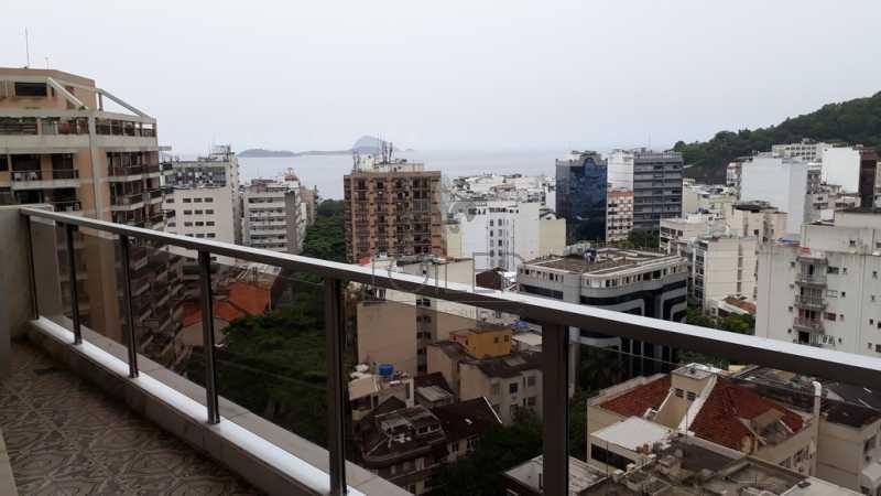 02 - Apartamento Avenida Visconde de Albuquerque,Leblon,Rio de Janeiro,RJ À Venda,3 Quartos,150m² - LB-VA3004 - 3