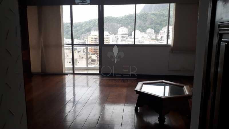 04 - Apartamento Avenida Visconde de Albuquerque,Leblon,Rio de Janeiro,RJ À Venda,3 Quartos,150m² - LB-VA3004 - 5