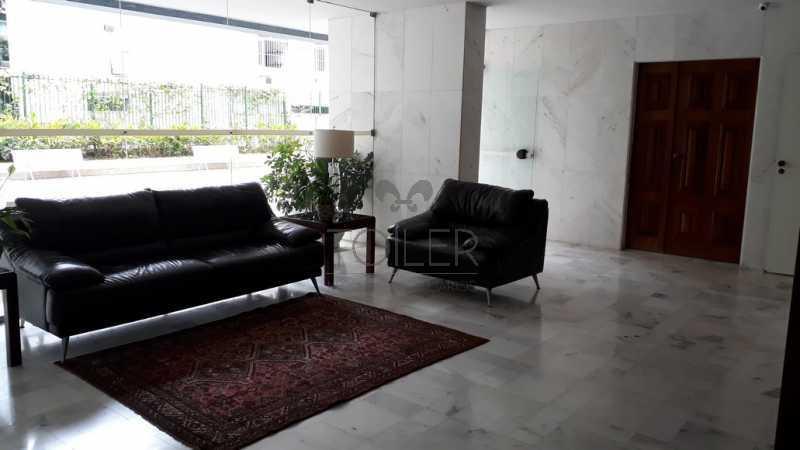 18 - Apartamento Avenida Visconde de Albuquerque,Leblon,Rio de Janeiro,RJ À Venda,3 Quartos,150m² - LB-VA3004 - 19
