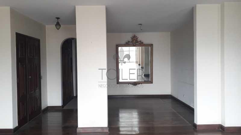 03 - Apartamento Avenida Visconde de Albuquerque,Leblon,Rio de Janeiro,RJ À Venda,3 Quartos,150m² - LB-VA3005 - 4