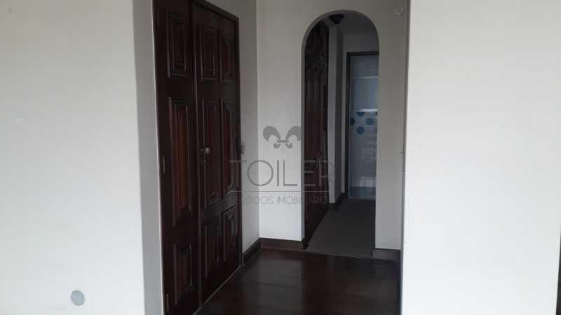 04 - Apartamento Avenida Visconde de Albuquerque,Leblon,Rio de Janeiro,RJ À Venda,3 Quartos,150m² - LB-VA3005 - 5