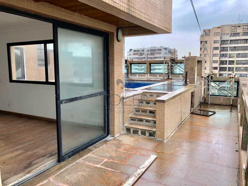 14 - Cobertura Avenida Lúcio Costa,Barra da Tijuca,Rio de Janeiro,RJ À Venda,4 Quartos,440m² - BR-LC2001 - 15