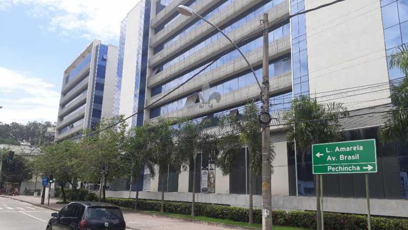 01 - Sala Comercial 25m² à venda Estrada Pau-Ferro,Pechincha, Rio de Janeiro - R$ 80.000 - PE-CPF001 - 1