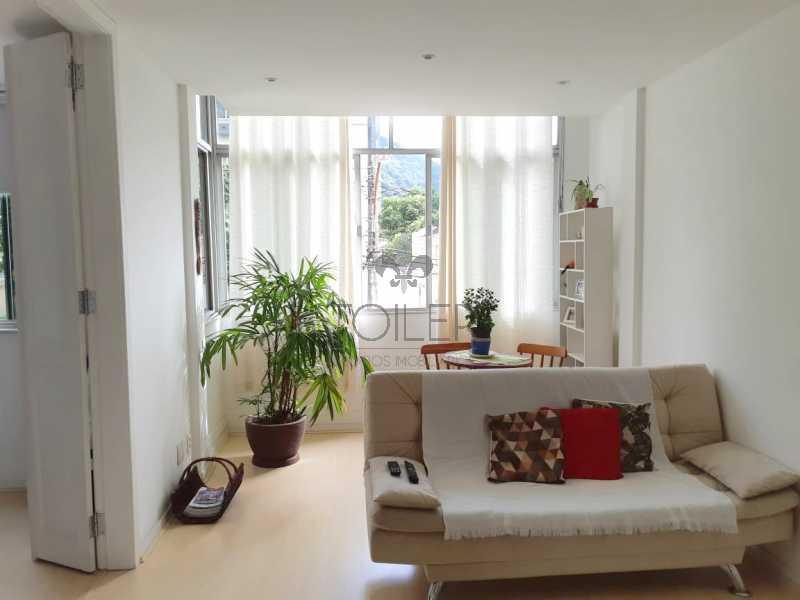 01 - Kitnet/Conjugado 51m² à venda Rua Faro,Jardim Botânico, Rio de Janeiro - R$ 610.000 - JB-RF1001 - 1