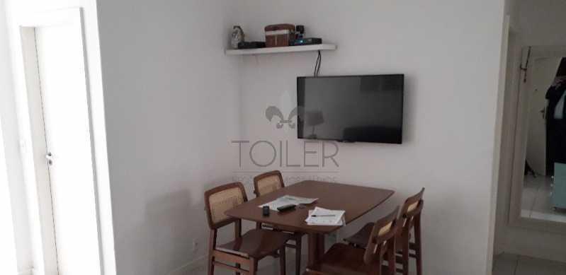 01 - Apartamento Rua Francisco Sá,Copacabana,Rio de Janeiro,RJ Para Alugar,2 Quartos,61m² - CO-FS2001 - 1