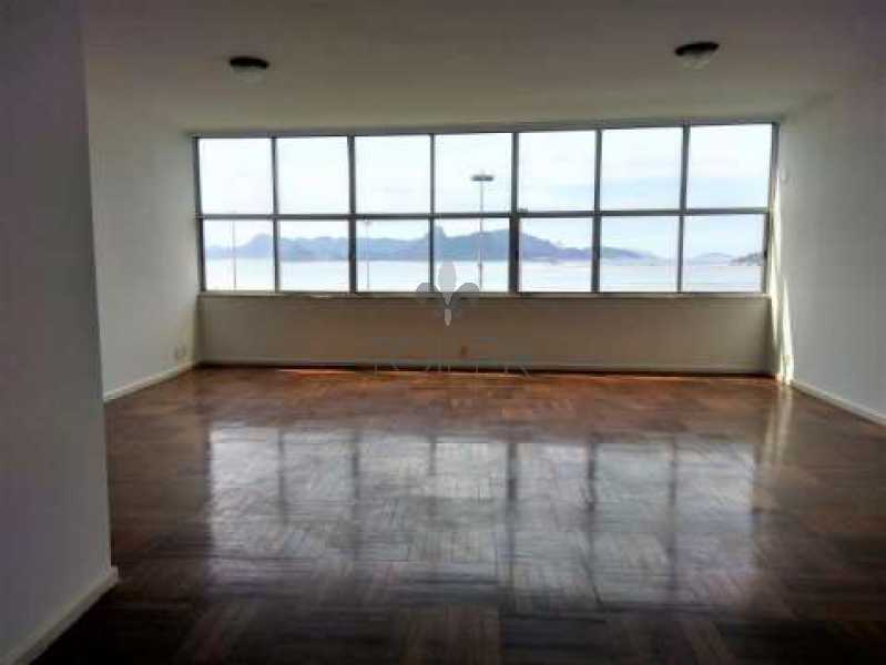 01 - Apartamento Praia do Flamengo,Flamengo,Rio de Janeiro,RJ Para Alugar,3 Quartos,180m² - FL-PF3005 - 1