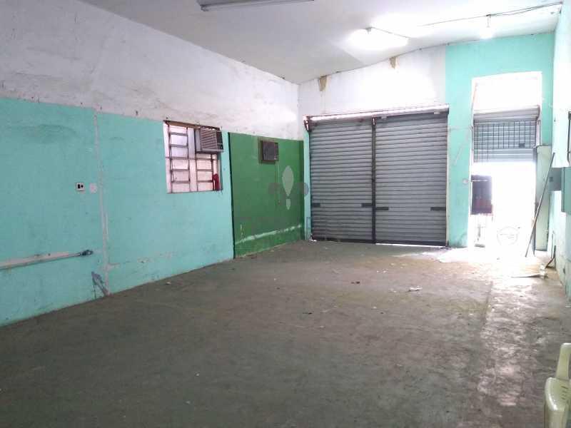 01 - Loja 132m² para alugar Rua Senador Pompeu,Centro, Rio de Janeiro - R$ 2.500 - CE-SP1001 - 1