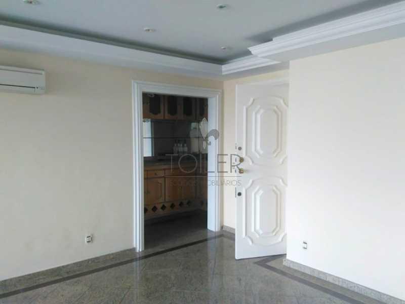 02 - Apartamento Avenida Lúcio Costa,Barra da Tijuca,Rio de Janeiro,RJ À Venda,4 Quartos,200m² - RE-LC4001 - 3