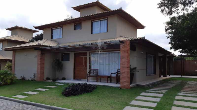 01. - Casa em Condomínio 4 quartos à venda BAÍA FORMOSA, Armação dos Búzios - R$ 1.600.000 - BZ-JB2001 - 1