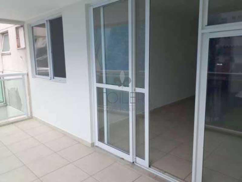 04 - Apartamento Rua Dezenove de Fevereiro,Botafogo,Rio de Janeiro,RJ Para Alugar,4 Quartos,133m² - LBO-DF4002 - 5