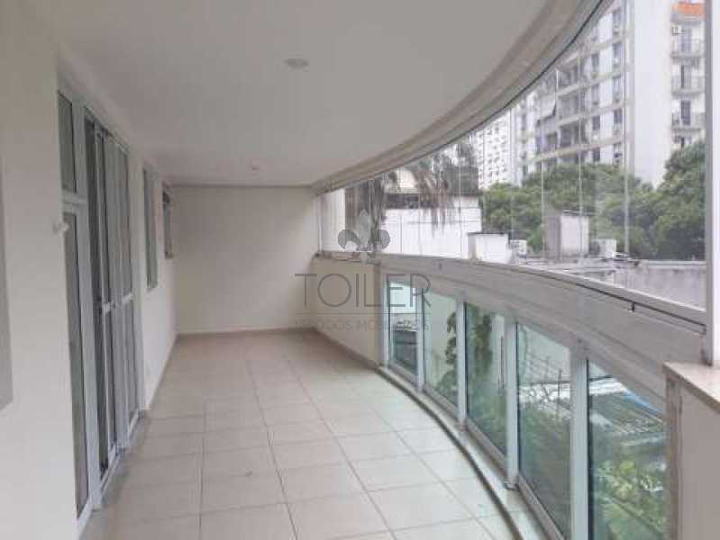 02 - Apartamento Rua Dezenove de Fevereiro,Botafogo,Rio de Janeiro,RJ Para Alugar,3 Quartos,110m² - LBO-DF3005 - 3