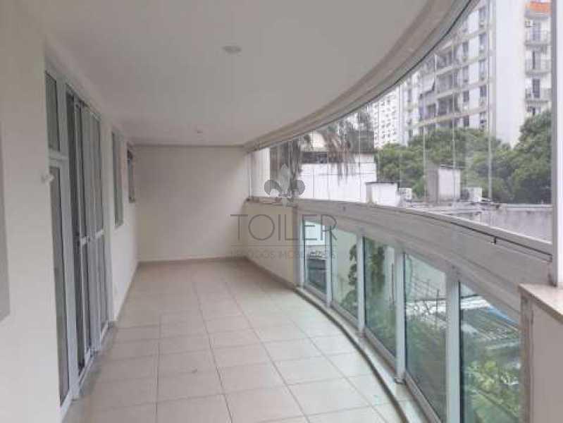 20 - Apartamento Rua Dezenove de Fevereiro,Botafogo,Rio de Janeiro,RJ Para Alugar,3 Quartos,110m² - LBO-DF3005 - 21