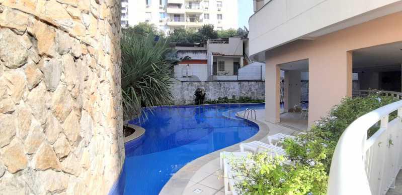 01 - Apartamento para alugar Rua Dezenove de Fevereiro,Botafogo, Rio de Janeiro - R$ 4.350 - LBO-DF2002 - 1