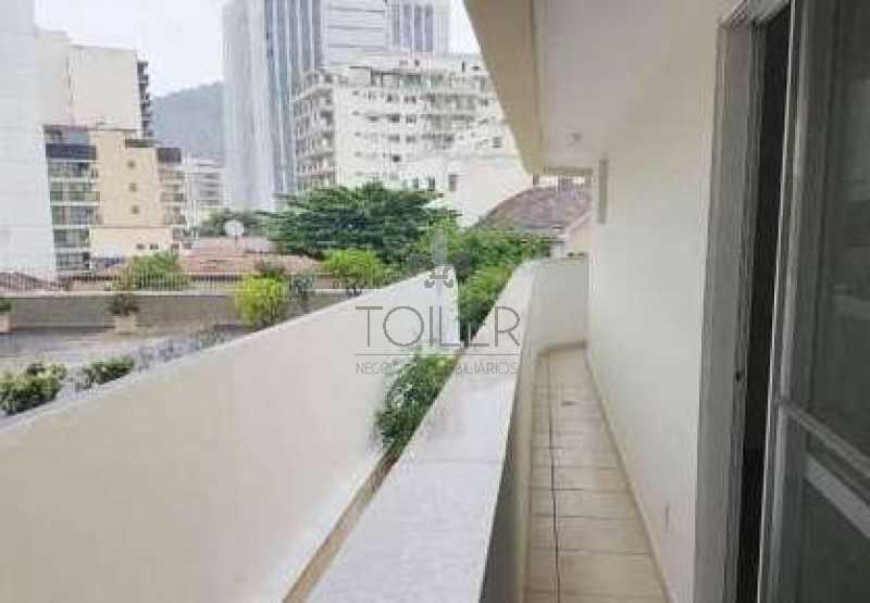 02 - Apartamento para alugar Rua Dezenove de Fevereiro,Botafogo, Rio de Janeiro - R$ 3.850 - LBO-DF2002 - 3