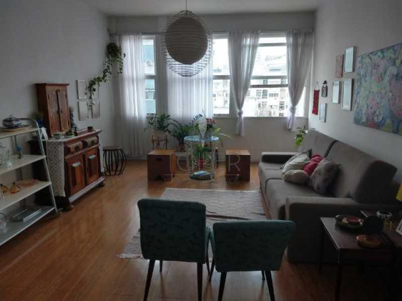 01 - Apartamento Rua Conde de Baependi,Flamengo,Rio de Janeiro,RJ À Venda,3 Quartos,138m² - LJ-CB3001 - 1