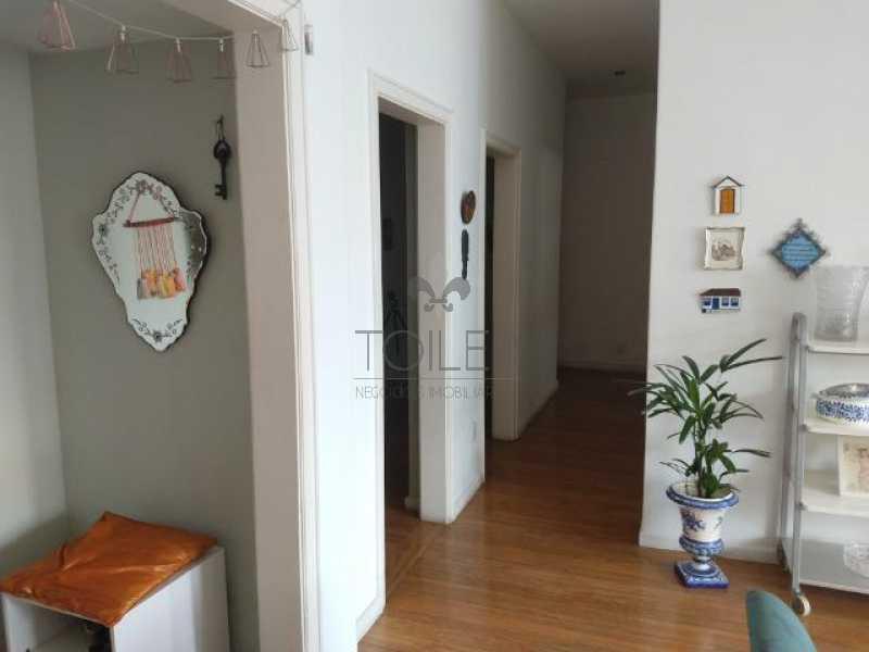 02 - Apartamento Rua Conde de Baependi,Flamengo,Rio de Janeiro,RJ À Venda,3 Quartos,138m² - LJ-CB3001 - 3