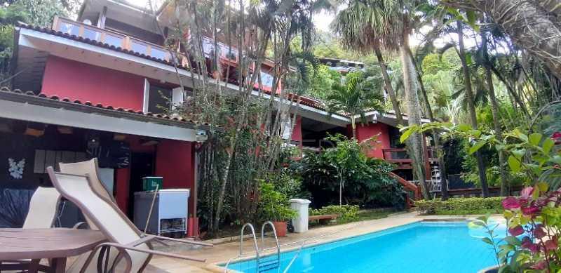 01 - Casa em Condomínio Rua Poeta Khalil Gibran,Itanhangá, Rio de Janeiro, RJ À Venda, 5 Quartos, 1000m² - IT-PK5001 - 1