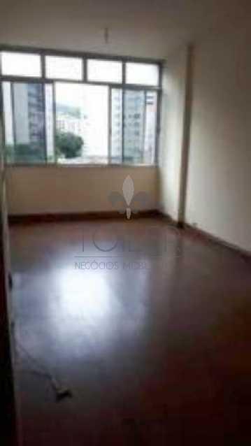 01 - Apartamento Rua Da Pátria, 45,Botafogo, Rio de Janeiro, RJ À Venda, 2 Quartos, 80m² - BT-VP2001 - 1