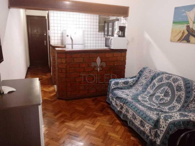 01 - Apartamento Rua Paula Freitas,Copacabana, Rio de Janeiro, RJ À Venda, 1 Quarto, 40m² - CO-PF1006 - 1