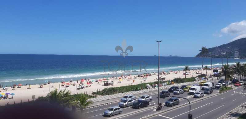01 - Apartamento Avenida Vieira Souto,Ipanema, Rio de Janeiro, RJ À Venda, 3 Quartos, 220m² - IP-VS3020 - 1