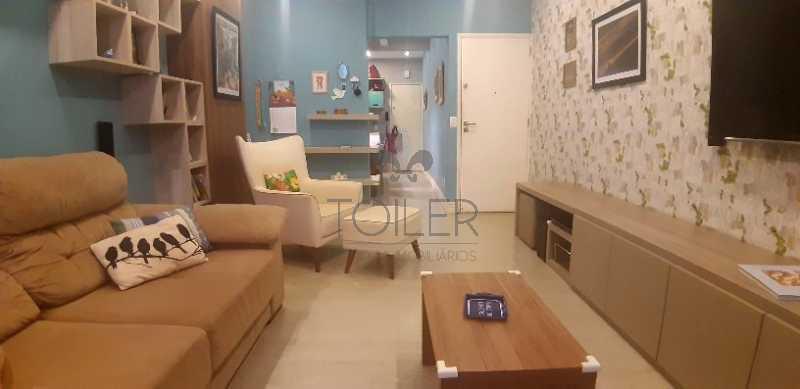 03 - Apartamento Rua Senador Vergueiro,Flamengo, Rio de Janeiro, RJ À Venda, 2 Quartos, 75m² - FL-SV2001 - 4
