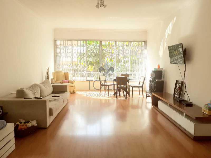 01 - Apartamento à venda Rua Voluntários da Pátria,Botafogo, Rio de Janeiro - R$ 1.250.000 - BO-VP3001 - 1