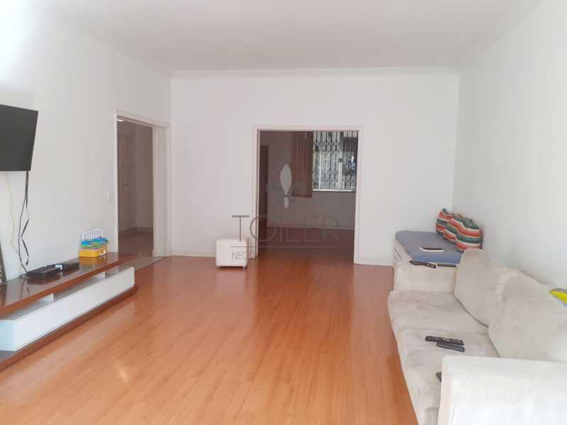 02 - Apartamento à venda Rua Voluntários da Pátria,Botafogo, Rio de Janeiro - R$ 1.250.000 - BO-VP3001 - 3