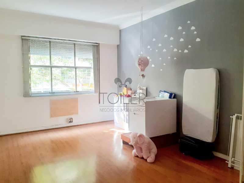 04 - Apartamento à venda Rua Voluntários da Pátria,Botafogo, Rio de Janeiro - R$ 1.250.000 - BO-VP3001 - 5